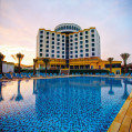 ���� ����� Oceanic Khorfakkan Resort & Spa 4*