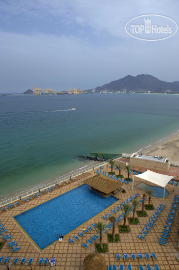 Фото отеля Oceanic Khorfakkan Resort & Spa 4*