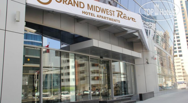 Grand Midwest Reve Hotel & Apartments 4*