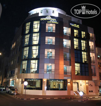 Down Town Dubai Apartment Hotel 3*