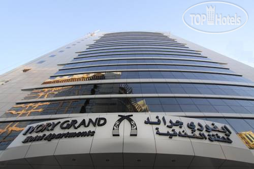Ivory Grand Hotel Apartments No Category
