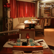 Фото отеля Marco Polo 4* The Bombay: Awarded The Best Indian Restaurant by Time Out – Dubai. Relish its rich Indian Cuisine while being entertained by traditional Indian musicians. Open from 12:30 noon to 3 pm & 7:30 pm to 2 am