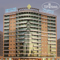 Фото отеля Emirates Stars Hotel Apartments 4*