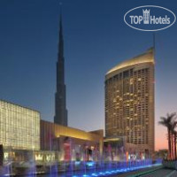 Фото отеля The Address, Dubai Mall 5*