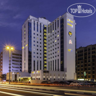 Фото отеля  Citymax Hotel Al Barsha At The Mall 3*