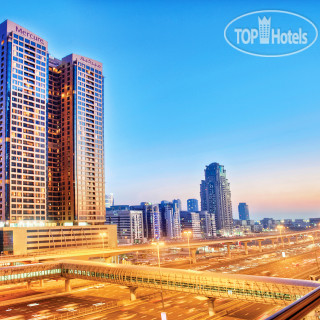 Фото Mercure Dubai Barsha Heights Hotel Suites & Apartments