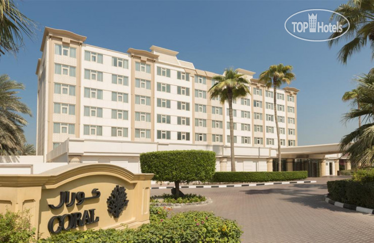 Фото отеля Coral Beach Resort Sharjah 4*