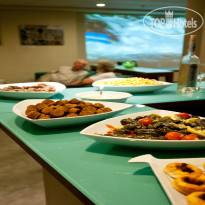 Фото отеля Prima Galil 3* Evening Snacks and Nibbles at Hotel Bar- Complimentary