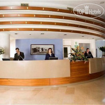 Фото отеля Holiday Inn Tiberias 4* Рецепция