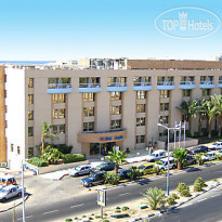 Фото отеля Mercure Mirage Eilat 3*