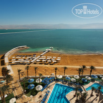 Фото отеля Crowne Plaza Dead Sea 5*