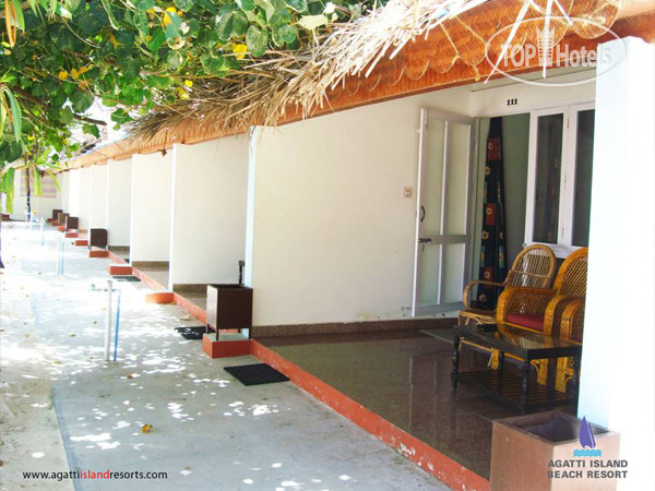Agatti Island Beach Resort 3*