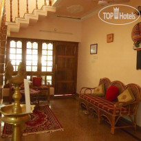 Фото отеля Ganesh House Home Stay Холл