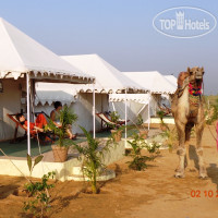 Фото отеля Pushkar Desert Camps Resort 3*