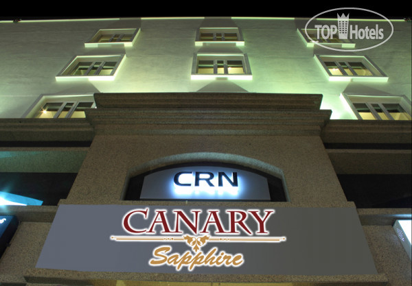 CRN Canary Sapphire 3*