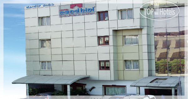 The Nandhini Hotel - Minerva Circle 2*