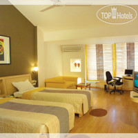 Фото отеля The Nandhini Hotel - White Field 3*