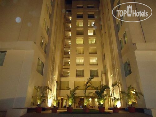 Park Plaza Ahmedabad, Ellis Bridge 4*