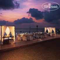 Фото отеля Vivanta by Taj Fort Aguada 5* Закат над ГОА