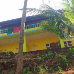 Om Ganesh Guest House Cliffside