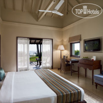 Фото отеля Vivanta By Taj Holiday Village 5* Luxury Bliss Villa Sunset View - спальня