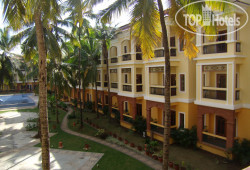 Country Inn & Suites By Carlson, Candolim 4*