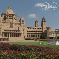 Фото отеля Umaid Bhawan Palace 3*