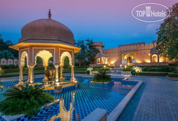 The Oberoi Rajvilas 5*