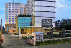 Four Points by Sheraton Hotel & Serviced Apartments 4*