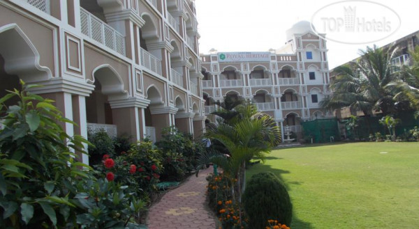 Lucky India Royal Heritage - Puri 4*