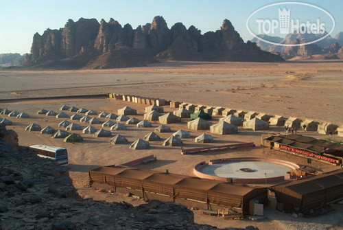 ���� Jabal Rum Camp 2* / �������� / ���� ���