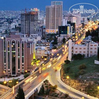 Фото отеля Amman Marriott 5*