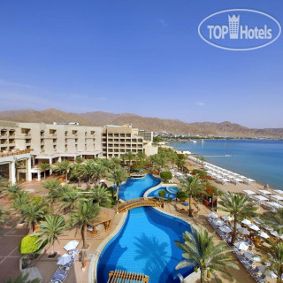 Фото Intercontinental Aqaba
