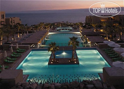 Фото отеля Holiday Inn Resort Dead Sea 5*
