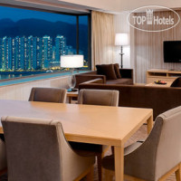 Фото отеля Hyatt Regency Hong Kong Sha Tin 5*