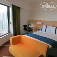 Фото отеля Holiday Inn Express Hong Kong Kowloon East 5*