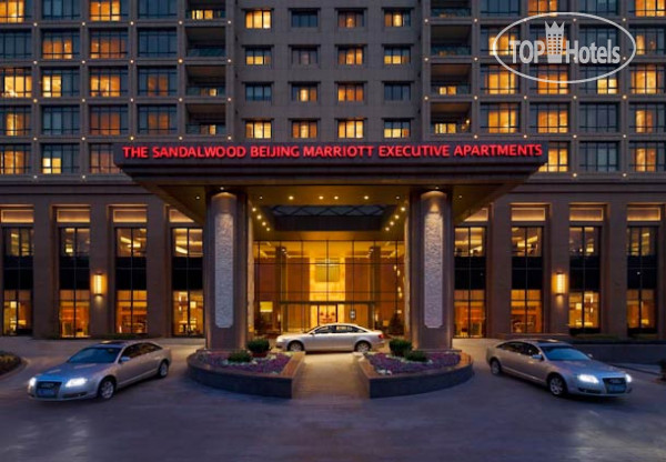 Marriott Executive Apartments - The Sandalwood, Beijing 5*