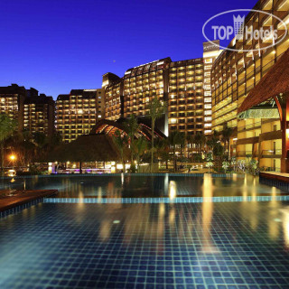 Фото отеля  Pullman Oceanview Sanya Bay Resort & Spa 5*