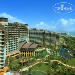 Pullman Oceanview Sanya Bay Resort & Spa 5*