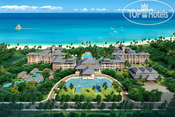 Sheraton Sanya Tufu Bay Resort No Category