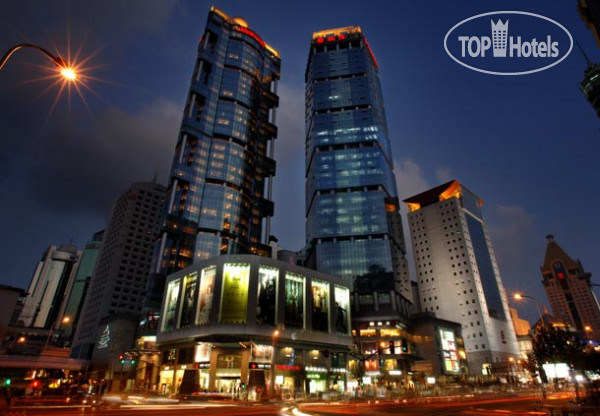 Marriott Executive Apartments - Union Square, Shanghai Pudong 5*