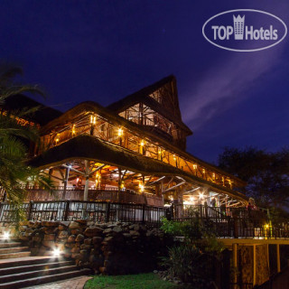 Фото The Victoria Falls Safari Lodge