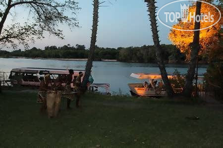 фото A'Zambezi River Lodge 3* / Зимбабве / Замбези река