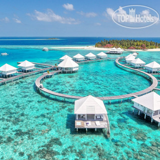 Фото отеля  Diamonds Thudufushi 5*