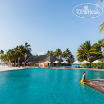 Фото отеля Veligandu Island Resort & Spa 4*