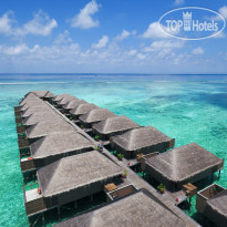 Фото отеля Meeru Island Resort & Spa 4*