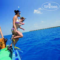 Фото отеля Coco Bodu Hithi 5* Activities - SNORKELING AND DIVING