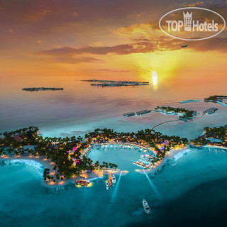Фото Hard Rock Hotel Maldives