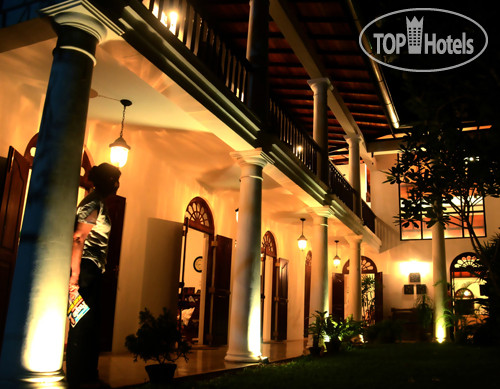 The Galle Heritage Villa 4*