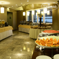 Фото отеля Bourbon Convention Ibirapuera 4*